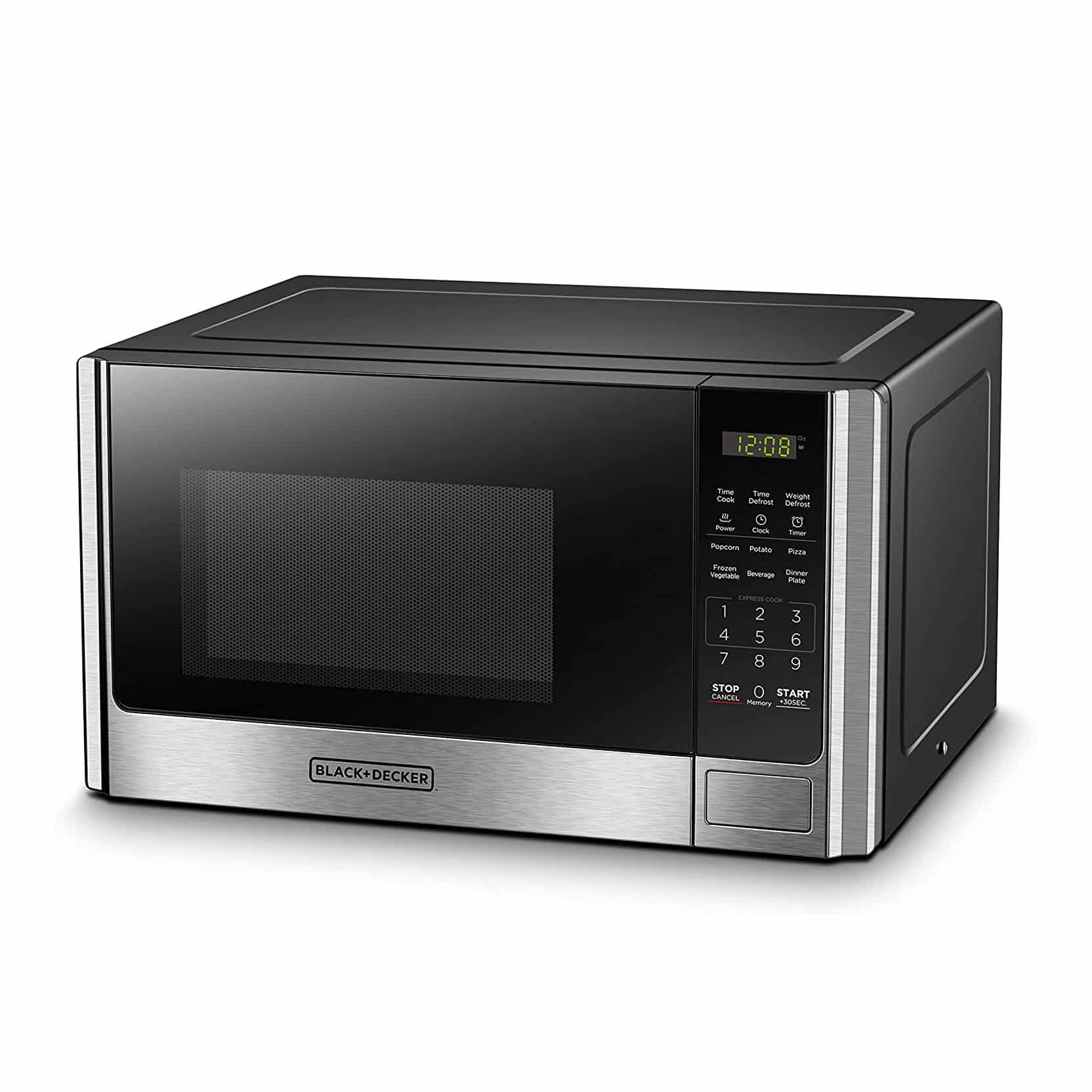 BLACK+DECKER Digital Microwave Oven