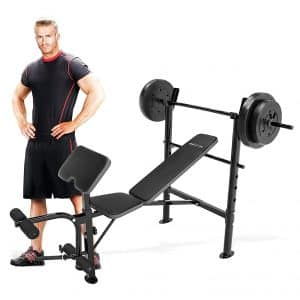 Competitor Marcy Workout Bench
