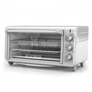 BLACFK+DECKER Extra-Larger Toast Oven