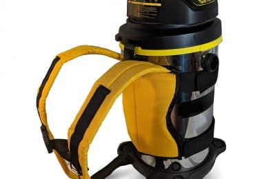 Backpack for Outdoor Wet Dry Vacuums