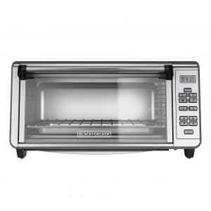 BLACK+DECKER TO3290XSD TO3290XSBD Toast Oven