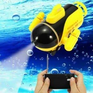 Mini RC HD Underwater Camera Drone