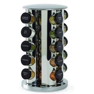 Kamenstein 30020 20-Jar Spice Rack