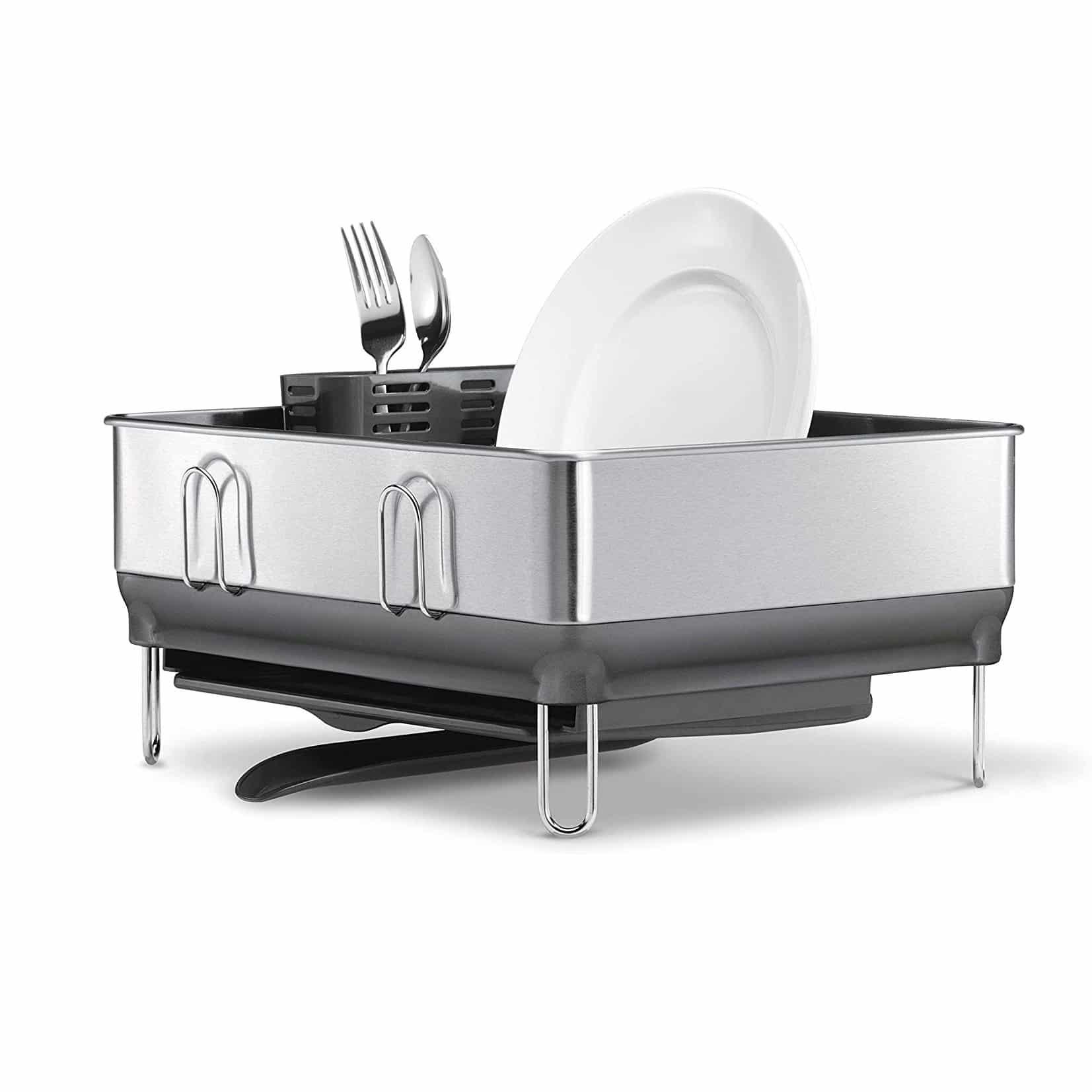 Simplehuman Kitchen Compact Dish Rack