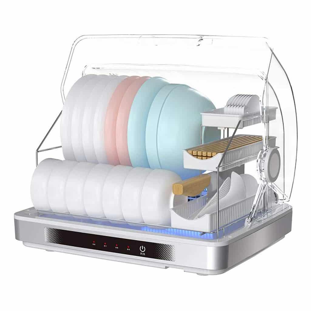 Marceooselm Disinfecting Dish Rack