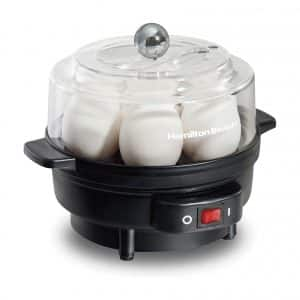 Hamilton Beach Electric Egg Cooker and Poacher