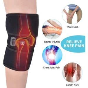 MS.DEAR Knee Heating Wrap Knee Support