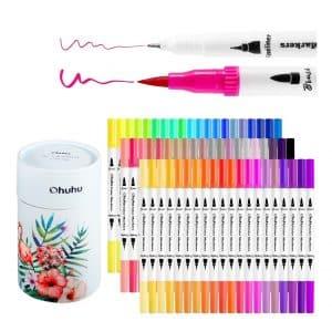 Ohuhu Art Markers Dual Tips Pens