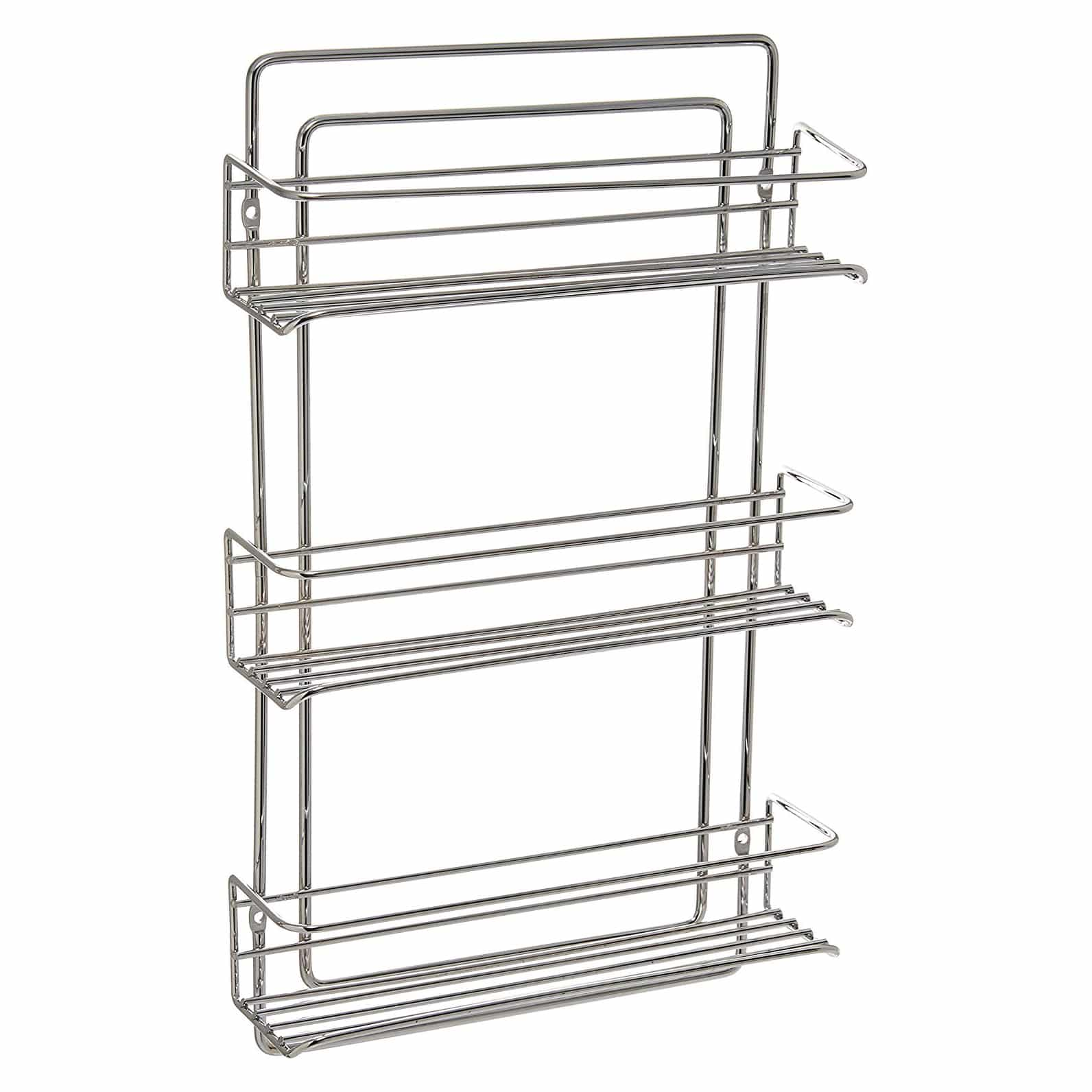 Organize It All 1812W Spice Rack