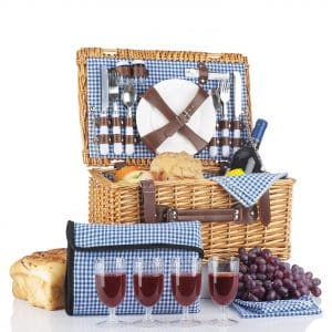 CALIFORNIA PICNIC Picnic Basket