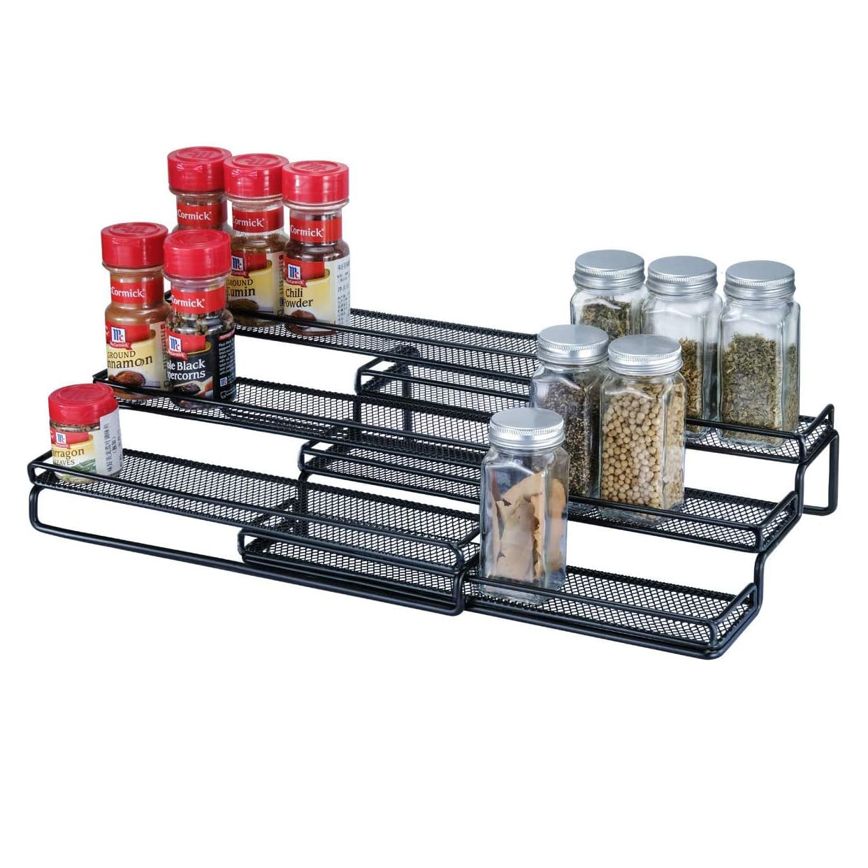 3 Tier Expandable Spice Rack