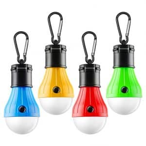 FLY2SKY Tent Lamp Portable LED Tent
