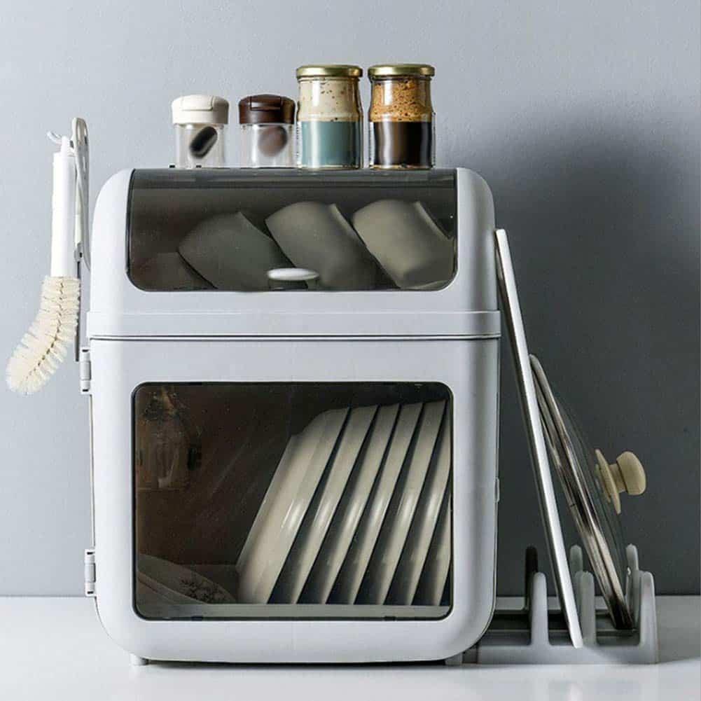 Jeffergarden Multi-Functional Dish Drying Rack