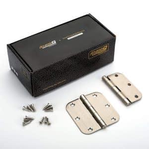 Alzassbg AL9201SN 18 Pack Hardware Door Hinges