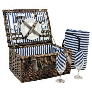 INNO STAGE Wicker Picnic Basket