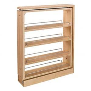 """Rev A Shelf 3"""" Kitchen Spice Rack"""