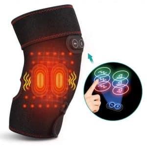 VINGVO Heated Knee Vibration Massager