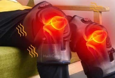 Massagers with Heat Knees