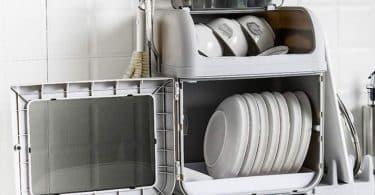 Warm Dish Dryer