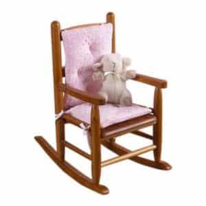 Pink Rocking Chair Bedding