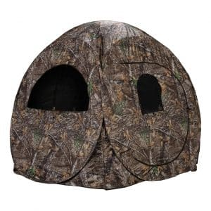 RHINO Blinds R75 2 Person Hunting Ground Blind- Reinforced Stress Points