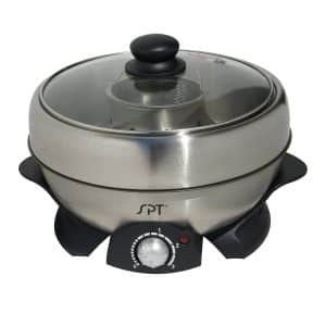 SPT Multi-Cooker Hot Pot and Grill