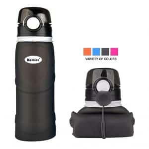 Kemier Collapsible Water Bottle