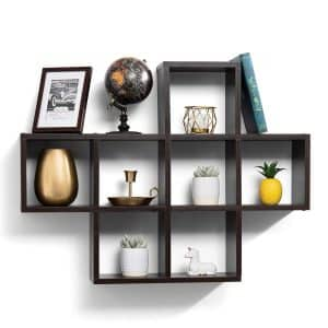 Sagler 7 Set Wall Shelves