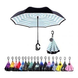 Monstleo Double Layer Inverted Umbrella
