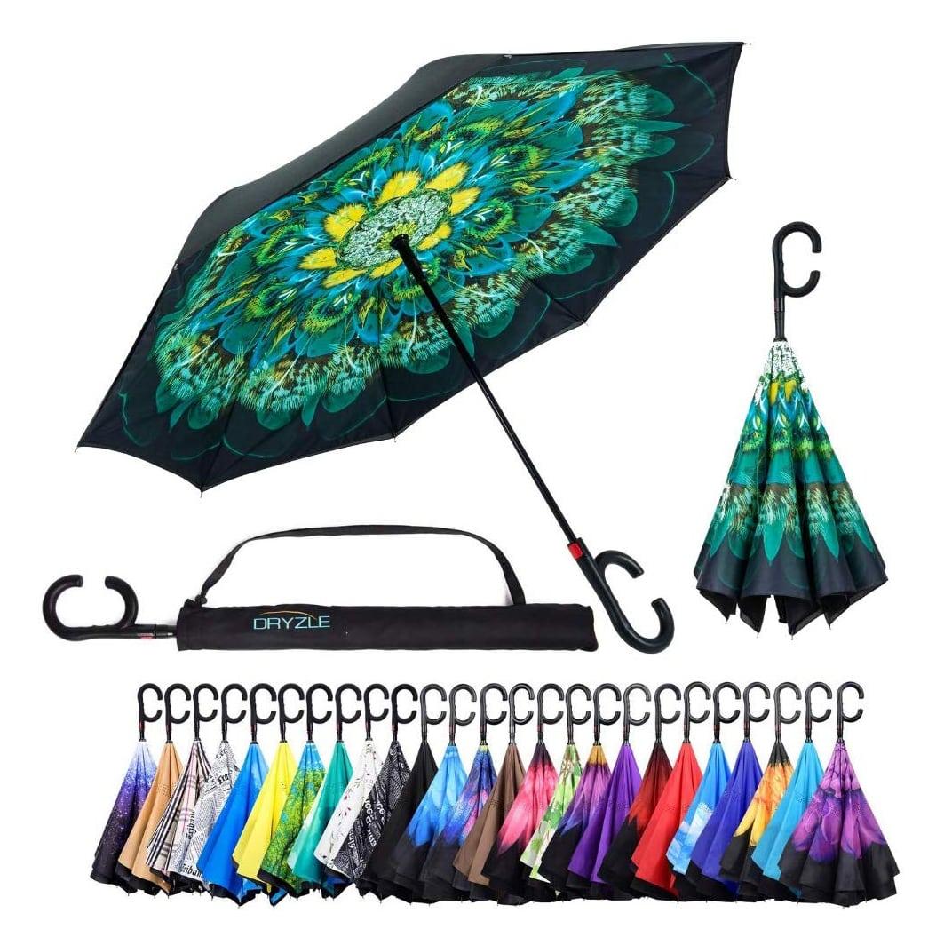 Brella Reverse UV Protection Umbrella