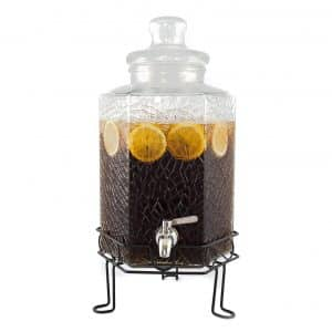 Redfern 2.5 Gallon Glass Beverage Dispenser