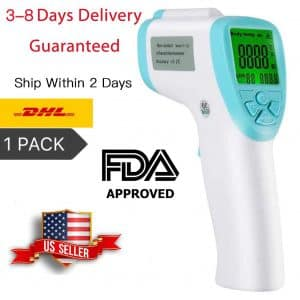 Dmode Infrared Forehead Thermometer