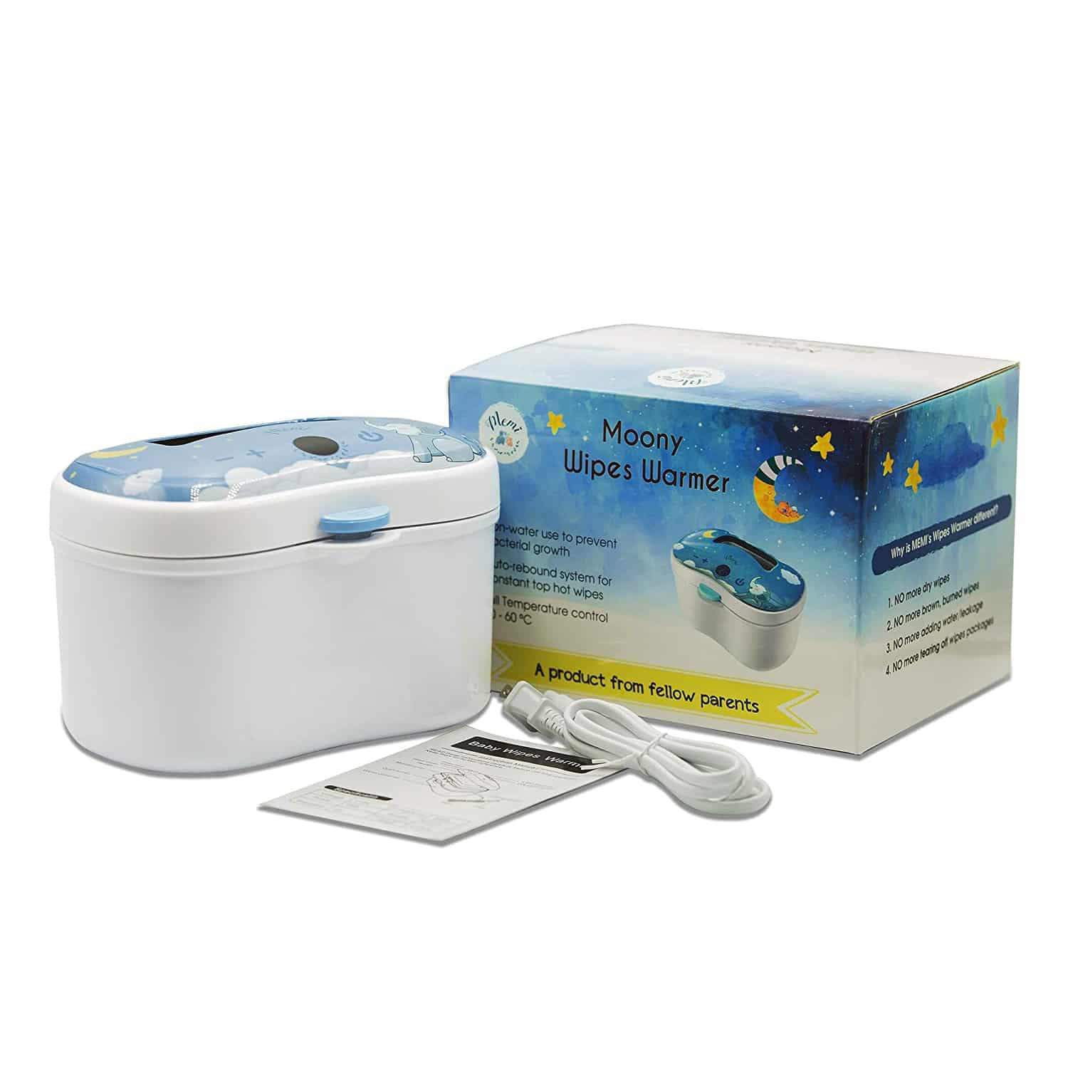 MEMI Wipes Warmer