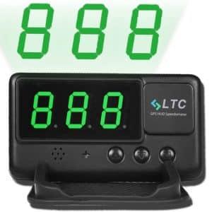 LeaningTech Original Universal Speedometer