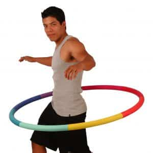 Sports Hoop Weighted Hoola Hoop