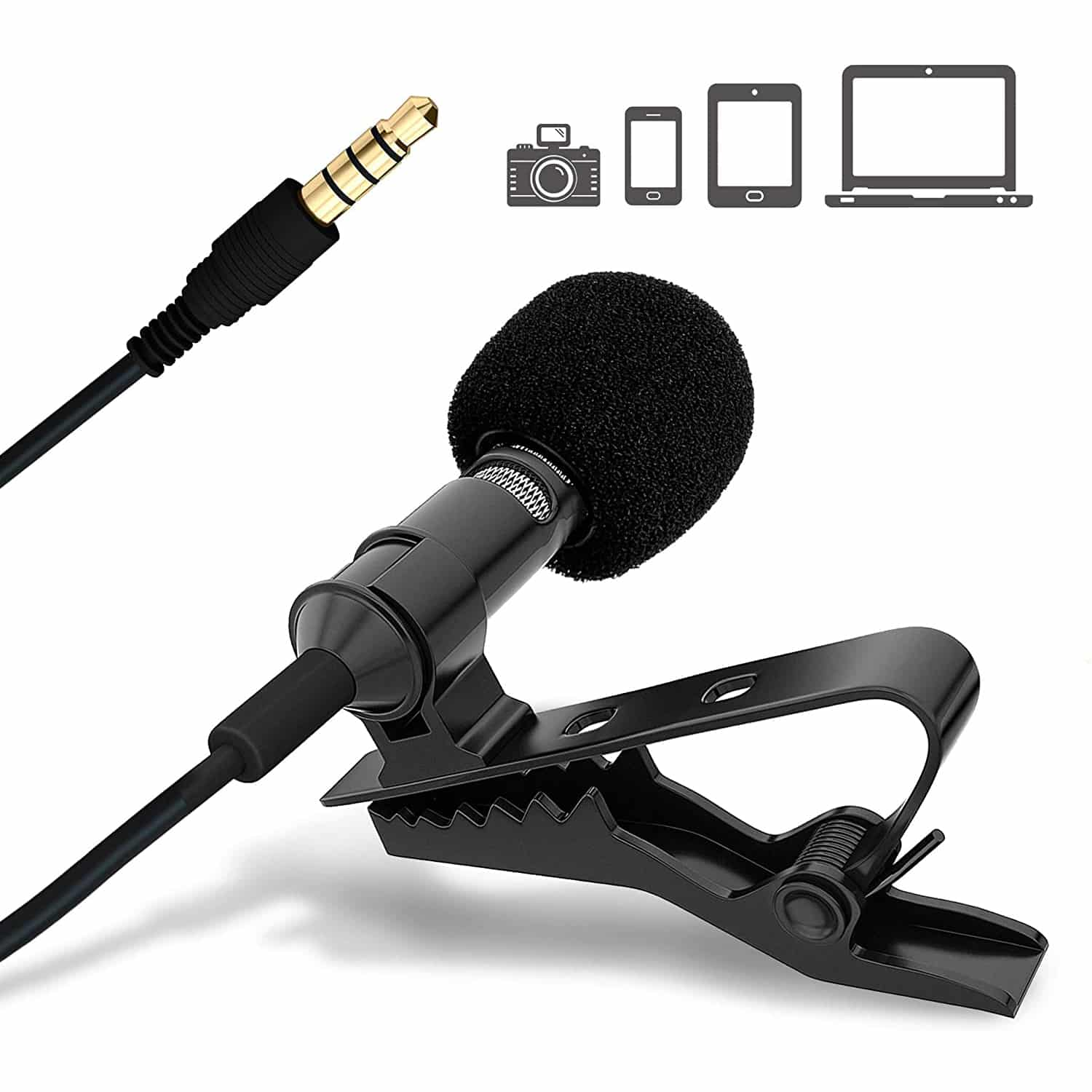 Miracle Sound Lavalier Microphone
