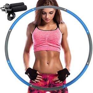 REDSEASONS Hula Hoop for Adults Weighted Hoop