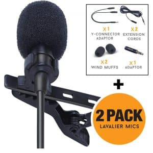 SoLID (TM) Lavalier Microphone