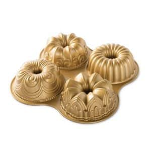 Nordic Ware Bundt Pan, Gold