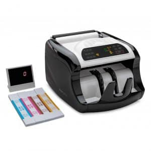 Knox Gear Cash Bill Counter with UV/MG/IR Detection
