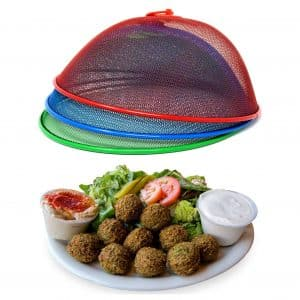 Affordable 3 Pack Food Cover Tent