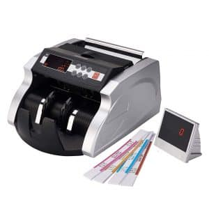 G-Star Technology Money Counter UV/MG Counterfeit Bill Detection