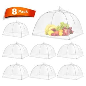 SPANLA Pop-Up Food Cover Tent