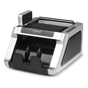 JUNUO 1000 Bills per Minute, Cash Counting Machine