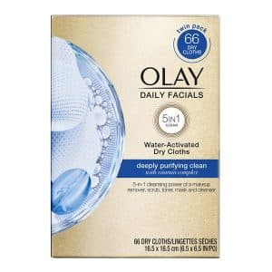 Olay Makeup Remover Daily Facials