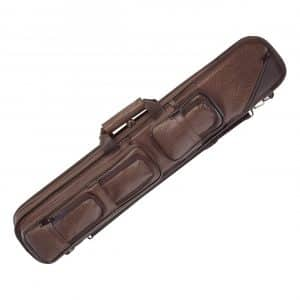 Cue and Case Leatherette Cue Case