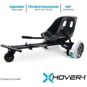 Hover-One Attachment Conversion kit For Hoverboards Transforming