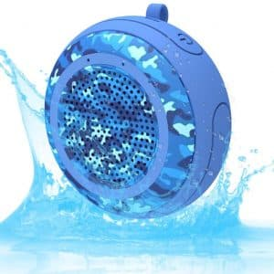 CYBORIS IPX7 Waterproof Outdoor Bluetooth Floating Speaker