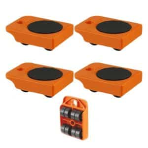 FactorDuty Furniture Mover Rollers