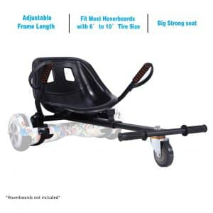 Yabbay Go Karts Hoverboards Seat Attachment